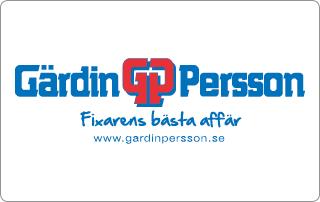 Gärdin & Persson - Fixarens Bästa Affär