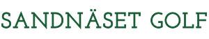 Sandnäset Golf Logotyp
