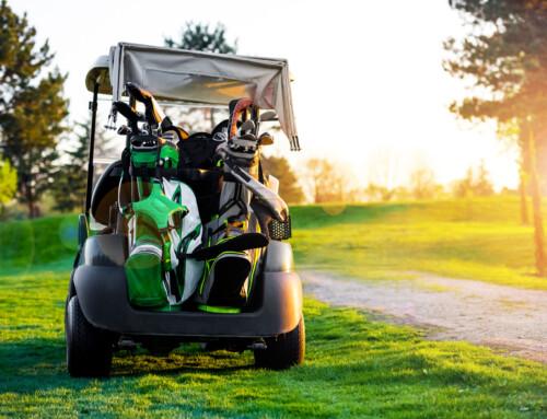 Golfbilsförbud